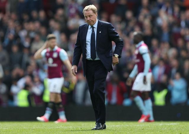 Redknapp has been one of the most recognisable managers of the Premier League era (David Davies/PA)