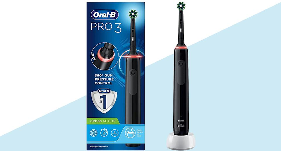 Don't miss this hugely reduced Oral-B deal. (Amazon)