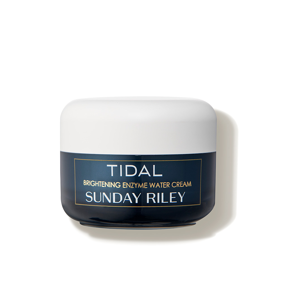 """<p>This cooling gel-cream has earned fan-favorite status thanks to its crisp aroma and pure-as-water feel on skin. On contact, the hyaluronic acid-based formula leaves behind a dewy glow that lasts long after application. Bonus: Its chic navy-and-gold packaging is a welcome addition to any medicine cabinet.</p> <p><strong>$65</strong> (<a href=""""https://shop-links.co/1642253696927220605"""" rel=""""nofollow noopener"""" target=""""_blank"""" data-ylk=""""slk:Shop Now"""" class=""""link rapid-noclick-resp"""">Shop Now</a>)</p>"""