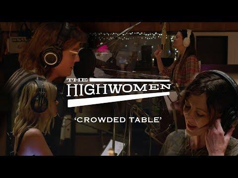"""<p>""""Crowded Table"""" by country supergroup the Highwomen is a song about being there for each other and making room for everyone. While the chorus, which starts """"I want a house with a crowded table and a place by the fire for everyone"""" may seem like a far-off dream for some of us this year, it's nice to remember that spending time together won't always be this difficult.</p><p><a href=""""https://www.youtube.com/watch?v=ZPfI8zBWub4"""" rel=""""nofollow noopener"""" target=""""_blank"""" data-ylk=""""slk:See the original post on Youtube"""" class=""""link rapid-noclick-resp"""">See the original post on Youtube</a></p>"""