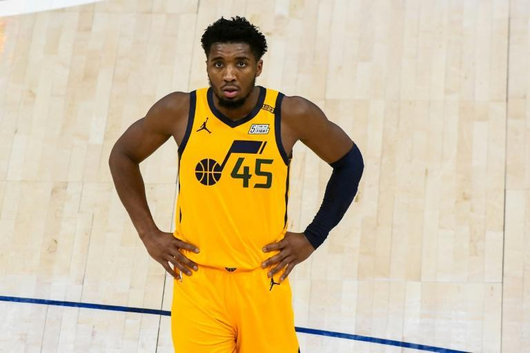 Donovan Mitchell says Utah have bounced back from their early playoff exit last season