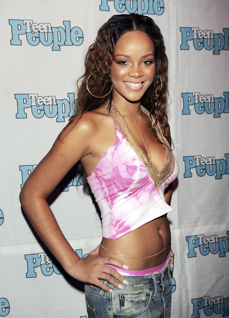 """<p>Since the '60s, tie-dye has come back in waves, each time in a new form. While the last time we wore it probably was in crop-top form, just like <a class=""""link rapid-noclick-resp"""" href=""""https://www.popsugar.com/Rihanna"""" rel=""""nofollow noopener"""" target=""""_blank"""" data-ylk=""""slk:Rihanna"""">Rihanna</a> did in 2005, <a href=""""https://www.popsugar.com/fashion/Best-Tie-Dye-Clothes-Women-46251076"""" class=""""link rapid-noclick-resp"""" rel=""""nofollow noopener"""" target=""""_blank"""" data-ylk=""""slk:the psychedelic print is back"""">the psychedelic print is back</a> and stronger than ever, having been splashed onto practically every single Spring runway. From hoodies to dresses, skirts, t-shirts, and denim, the only rule to wear tie-dye in 2019 is to have fun.</p>"""