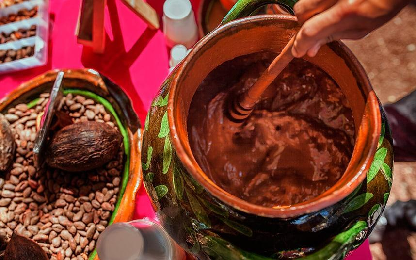 Nowhere else in Mexico are there more opportunities to sample chocolate than in Oaxaca - ©fitopardo