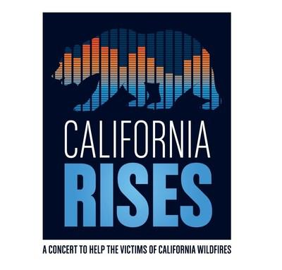 California Rises, a January 6, 2019 benefit concert supporting long-term fire relief, was organized by Gov. Gavin Newsom and raised $4.6 million to support long-term recovery efforts from the 2017 and 2018 wildfires in California.