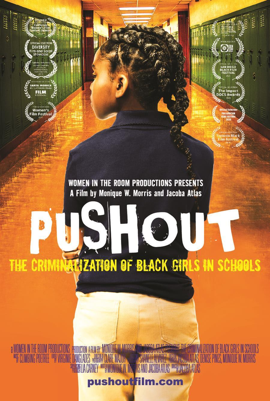"A new documentary, Pushout: The Criminalization of Black Girls in Schools, hopes to ""point the way for positive change"" through the power of storytelling."