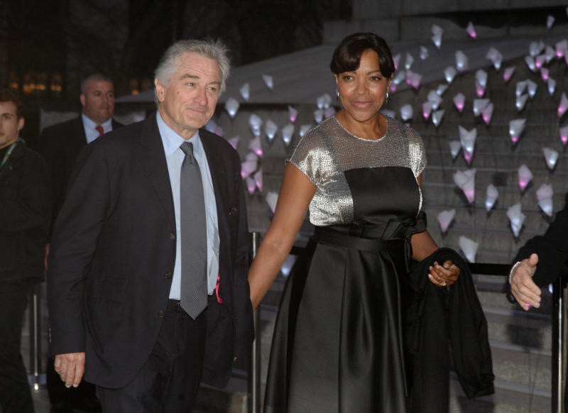 Celebs address security concerns at annual NY gala