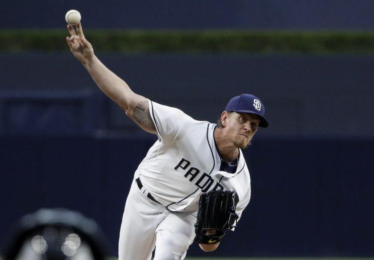 Padres pitcher Jered Weaver retires after 12-year career