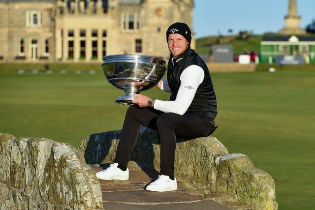 Alfred Dunhill Links Championship 2021 – Day Four – St Andrews