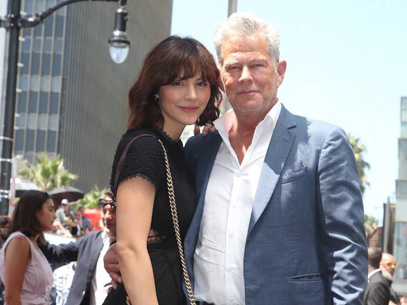 Katharine McPhee 'thrilled' to be touring with husband David Foster
