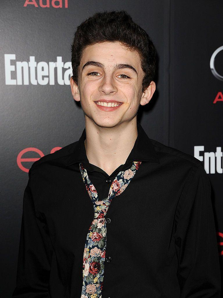 <p><strong>Taken: </strong>At a pre-SAG party at Chateau Marmont, Hollywood in 2013 when Chalamet had a small role in TV drama <em>Homeland.</em></p><p><strong>Breakthrough: </strong>In 2017 - the year of <em>Call Me By Your Name </em>and <em>Ladybird.</em></p>