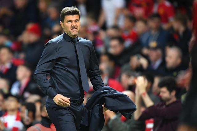 Pochettino ripped into his Tottenham Hotspur side after claiming they played the first half against Watford like a friendly.