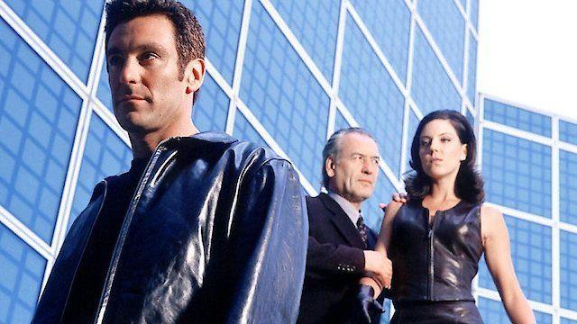 <p><strong><em>The Pretender</em> </strong><br><br>One of the only shows set in Delaware, this late '90s series was about a child prodigy raised in a think tank who escaped and used his impostor skills to stay on the run. </p>