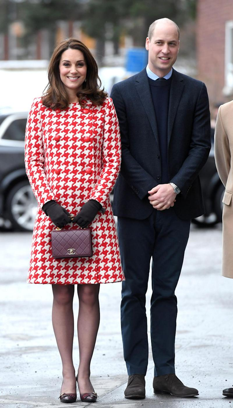 Bookies believe they know what the royal baby name with be. Photo: Getty Images