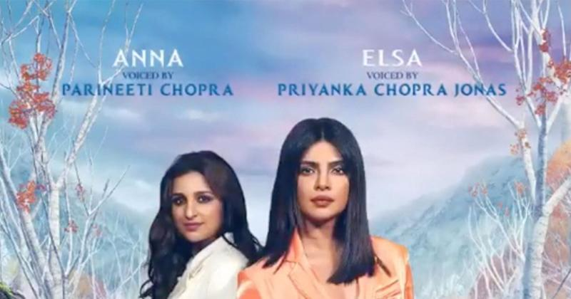 Priyanka Chopra Is Queen Elsa - for 'Frozen 2′ Hindi Version!