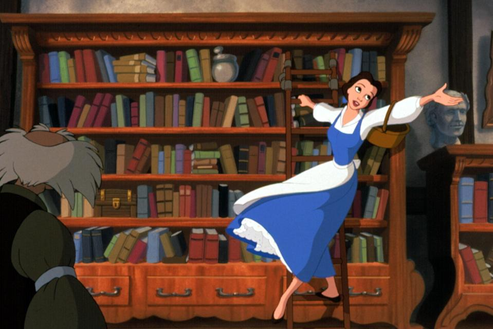 "<p>Disney stole the world's heart with its take on the French fairy tale <em>Beauty and the Beast,</em> which ended up becoming the first animated film nominated for a Best Picture Oscar. While we will gladly watch Emma Watson in the 2017 live adaptation, you can't deny the charm of the original cartoon classic—that ""Be Our Guest"" scene is unforgettable.</p> <p><em>Available to buy on</em> <a href=""https://www.amazon.com/Beauty-Beast-Plus-Bonus-Features/dp/B01HE0A7YC/"" rel=""nofollow noopener"" target=""_blank"" data-ylk=""slk:Amazon Prime Video"" class=""link rapid-noclick-resp""><em>Amazon Prime Video</em></a><em>.</em></p>"