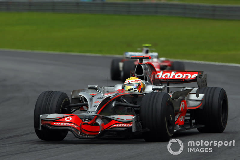 "2008: McLaren MP4-23<span class=""copyright"">Charles Coates / Motorsport Images</span>"