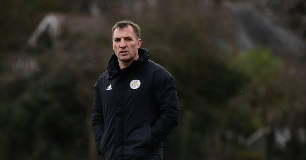 Foot - ANG - Leicester - Brendan Rodgers (Leicester) croit toujours en Youri Tielemans