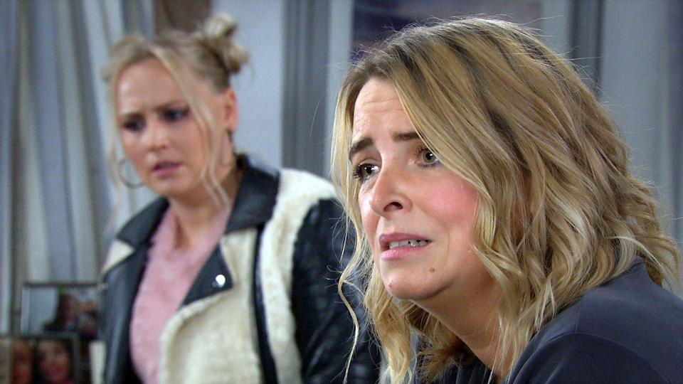 <p>Can Tracy reassure her?</p>