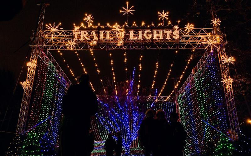 Courtesy of Austin Trail of Lights