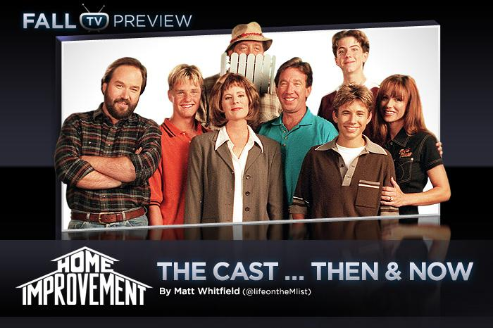 """""""<a href=""""/home-improvement/show/97"""">Home Improvement</a>"""" bid adieu after eight wildly successful, laugh-filled seasons over a decade ago, but the show's leading man -- Tim Allen -- is set to resurface on the small screen in ABC's new sitcom """"<a href=""""/last-man-standing/show/47410"""">Last Man Standing</a>,"""" which premieres October 11. Click through the slideshow to see what the former Tool Man and the Taylor clan are up to these days."""