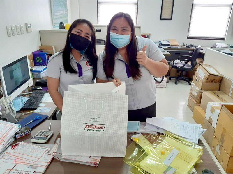 Globe myBusiness sends gratitude, sweets on National G Day