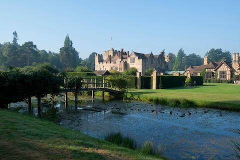Henry VIII stayed at Hever, the seat of the Boleyn family, regularly in the late 1520s - Credit: getty