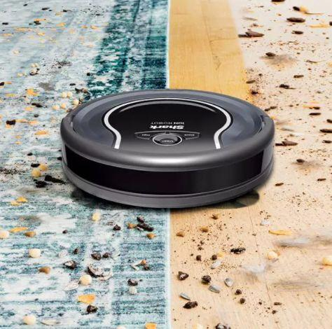 "Get this <a href=""https://goto.target.com/PL1Me"" target=""_blank"" rel=""noopener noreferrer"">Shark ION Robot Vacuum R76 with Wi-Fi on sale for $220</a> (normally $300) at Target."