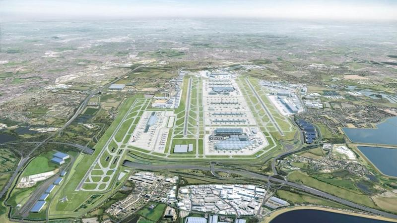 Judge rejects British government's Heathrow Airport expansion plan