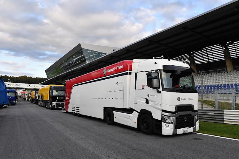 Brawn: F1 could ditch travelling motorhomes
