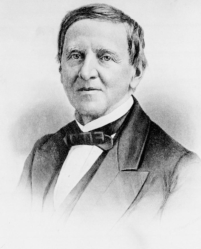 Presidential candidate Samuel Tilden contested the results in 1876.