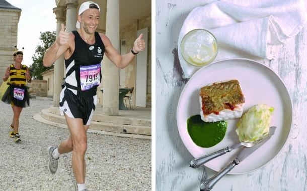 Recipes for marathon success from Michel Roux Jr (who has run 21 of them)