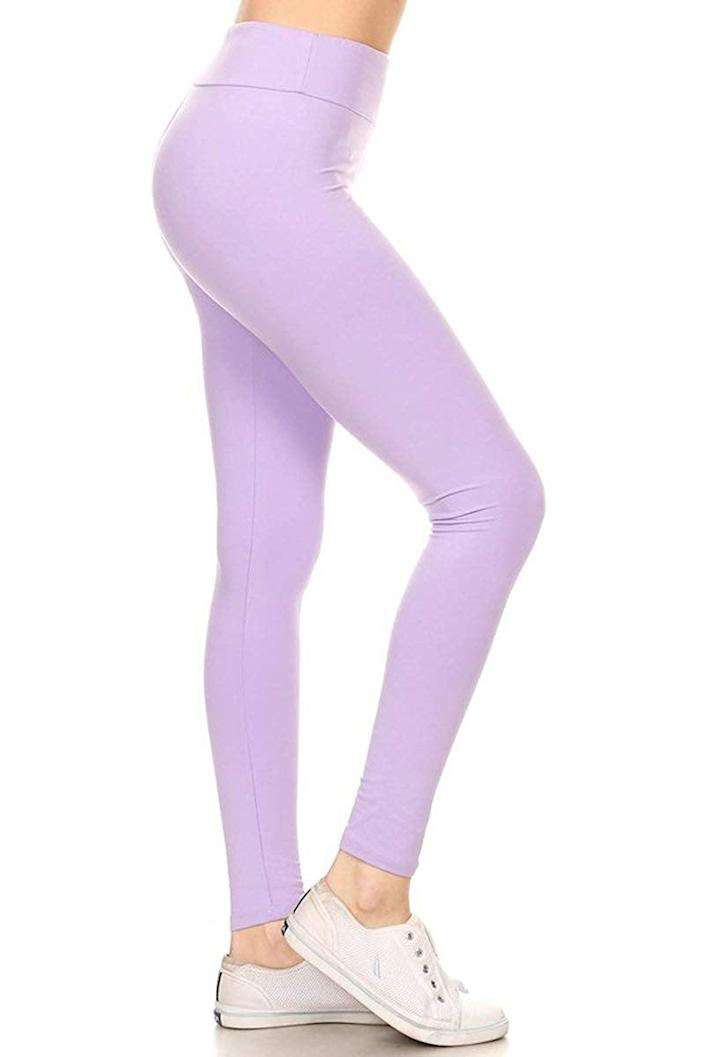 <p>These <span>Leggings Depot Yoga Waist Women's Buttery Soft Leggings</span> ($12) come in 37 colors, if you can believe. So, you'll definitely find the right pair to go with any exercise top.</p>