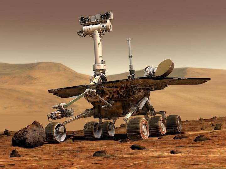 future mars missions opportunity spirit rover