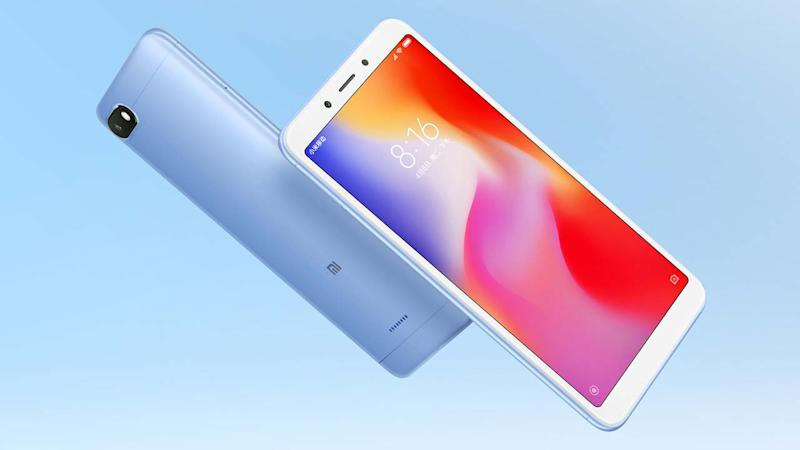 The Redmi 6A packs in a 3,000 mAh battery and runs on Android Oreo 8.1- based MIUI 9.6.