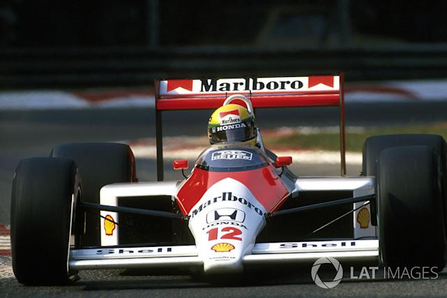 "1988 - McLaren <span class=""copyright"">Sutton Motorsport Images</span>"