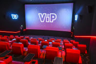<p>This is the first Cineworld VIP to open in London, following the successful launches in Glasgow and Sheffield. (Cineworld) </p>