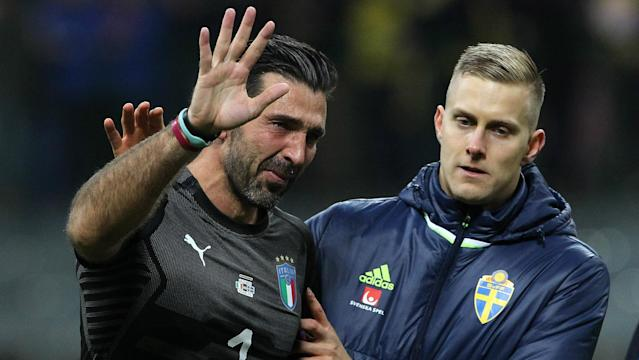 The Azzurri suffered a shock play-off defeat to Sweden and will not be in Russia this summer, but they have been urged to take positives from that
