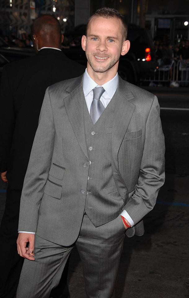 "<a href=""http://movies.yahoo.com/movie/contributor/1802866797"">Dominic Monaghan</a> at the Los Angeles premiere of <a href=""http://movies.yahoo.com/movie/1808665084/info"">X-Men Origins: Wolverine</a> - 04/28/2009"