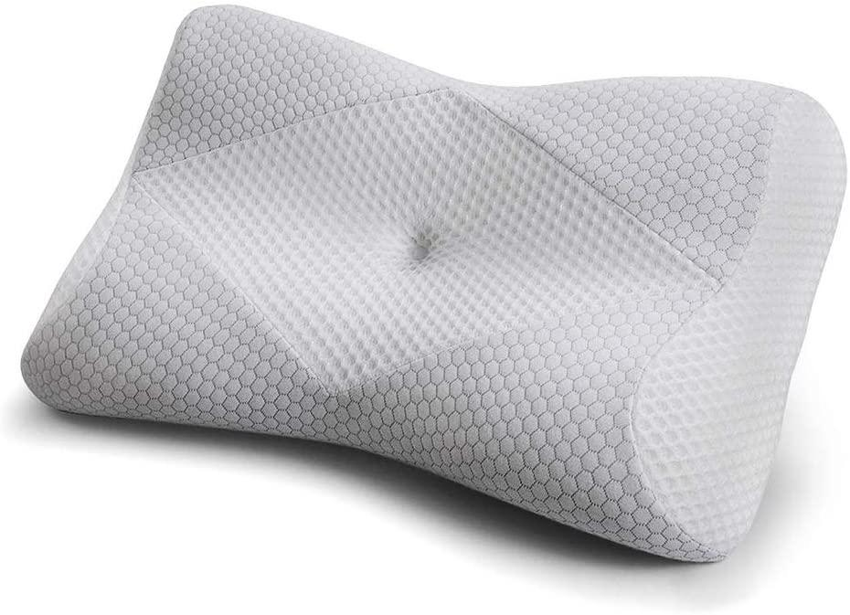 Mkicesky Cervical Pillow for Neck and Shoulder Pain- Amazon.