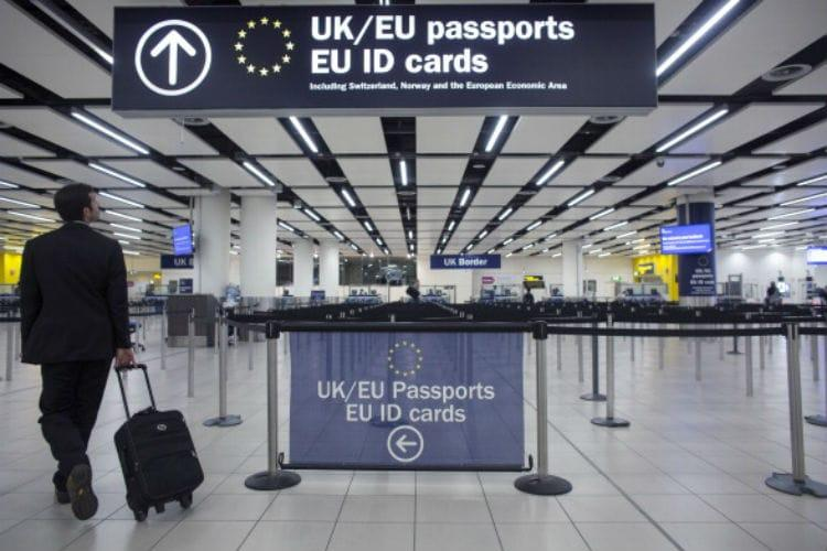 International Travellers to UK Set to Face 14-day Quarantine, to be Fined for Violation