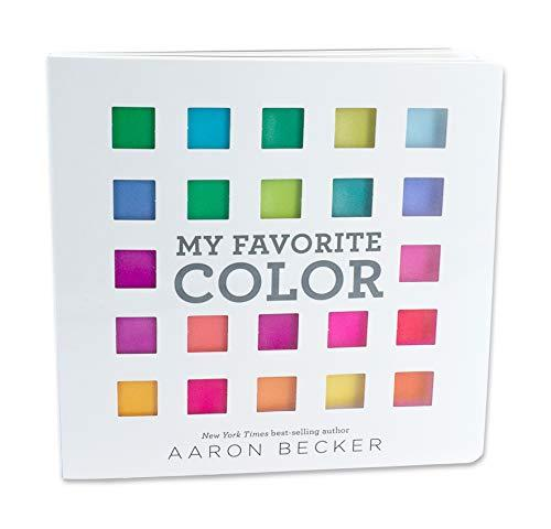 """My Favorite Color,"" by Aaron Becker (Amazon / Amazon)"