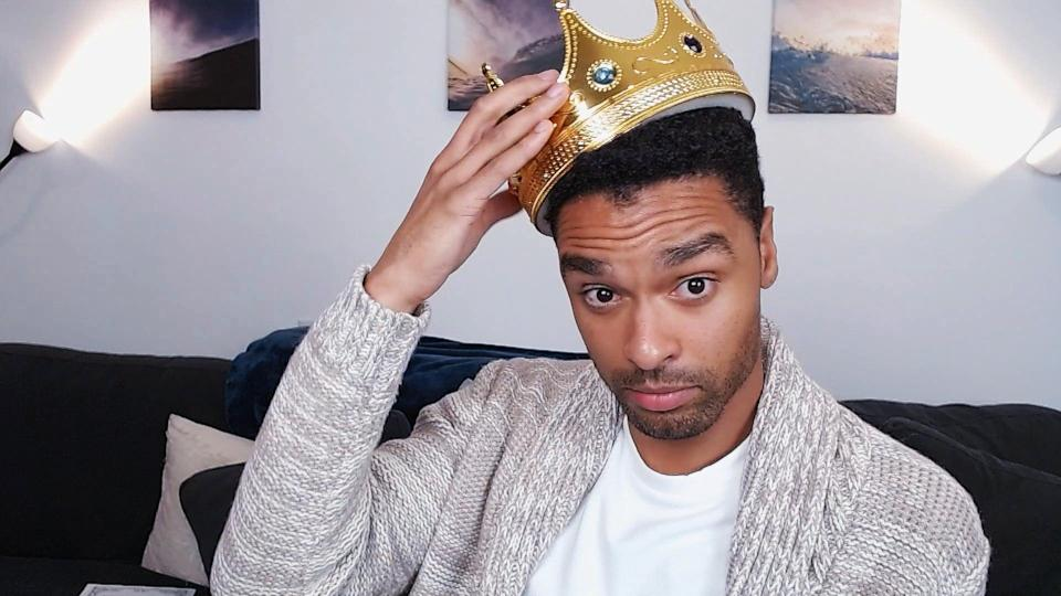 <p>He even has the crown to prove it. </p>