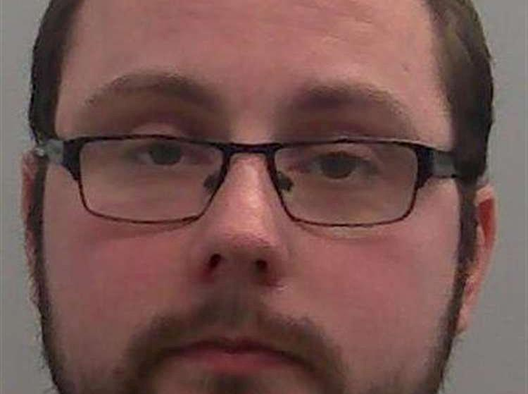 Gambler Peter Simmons stole his father's life savings and was sentenced to 42 months in prison. See SWNS story  SWNNgambler; A gambler who swindled his retired dad out of almost £400,000, forcing him back to work, has been jailed for three and a half years. Peter Simmons, 27, stole his dad's life-savings by inventing a fictitious investment banker called Paul Newman while acting as administrator for the family tree surgery business. He also pawned priceless gold rings which belonged to his late mother, who handled the company finances before she died. He blew the money on luxury items like watches and an £80,000 Range Rover while explaining away his outrageous purchases as the fruits of big gambling wins.