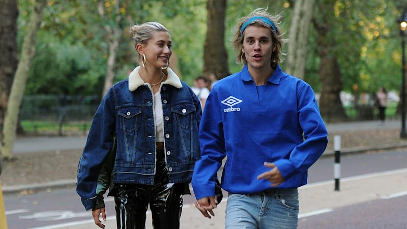Hailey Baldwin showed how we celebrated her bachelorette party