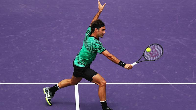 Ageless Roger Federer takes down Rafael Nadal to claim Miami title