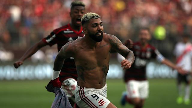 River Plate were minutes from defending the Copa Libertadores until Gabriel Barbosa snatched victory for Flamengo.