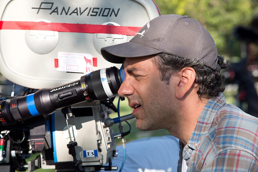 "Director Todd Phillips on the set ofWarner Bros.' ""The Hangover Part III"" - 2013"