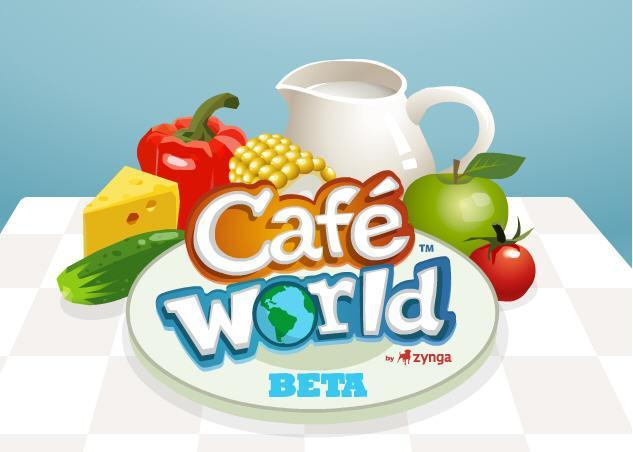 Cafe World hits 20 million active users