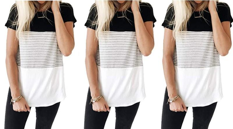 A step up from your basic white T. (Photo: Amazon)