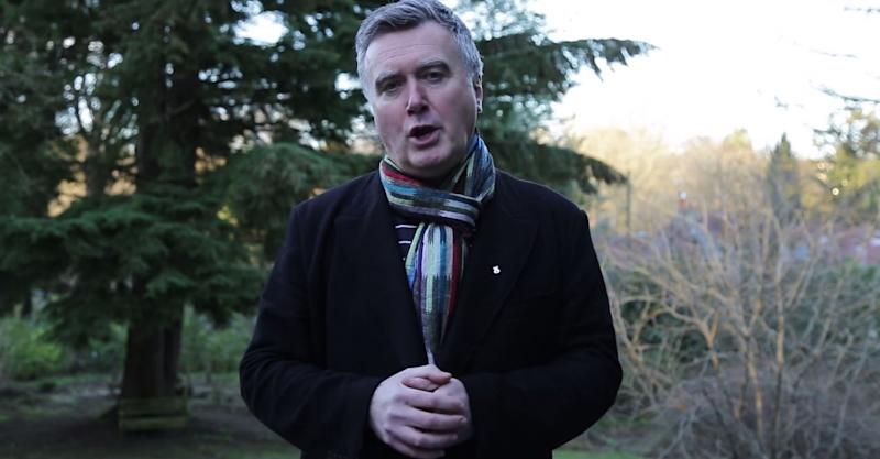 New BBC director general Tim Davie was challenged by John Nicholson, SNP MP for Ochil and South Perthshire